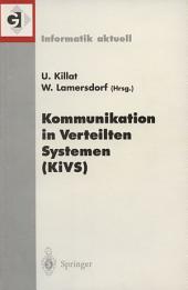 """Kommunikation in Verteilten Systemen (KiVS): 12. Fachkonferenz der Gesellschaft für Informatik (GI) Fachgruppe """"Kommunikation und Verteilte Systeme"""" (KuVS)"""