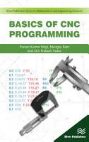 Basics of CNC Programming PDF