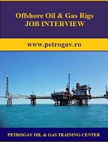 Offshore Oil   Gas Rigs JOB INTERVIEW PDF