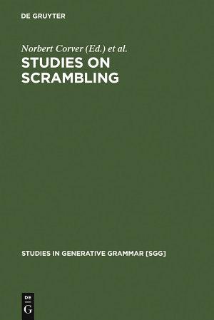 Studies on Scrambling