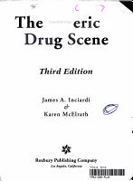 The American Drug Scene PDF