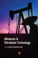 Advances in Petroleum Technology PDF