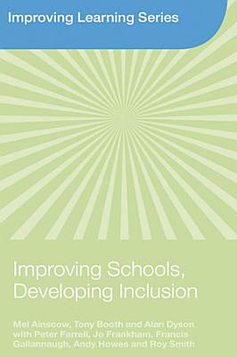 Improving Schools  Developing Inclusion