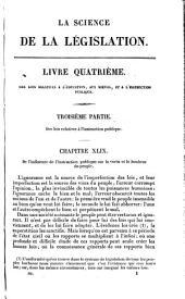 Oeuvres de G. Filangieri, traduites de l'italien: Volume3