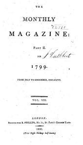 The Monthly Magazine: Volume 8