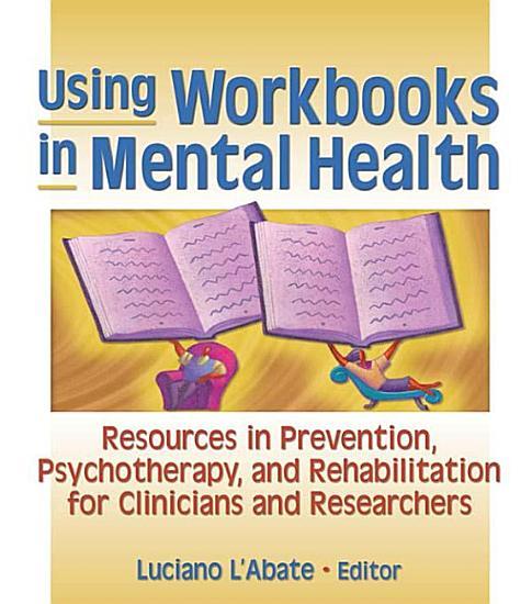 Using Workbooks in Mental Health PDF