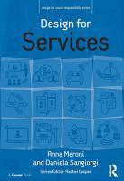 Design for Services PDF