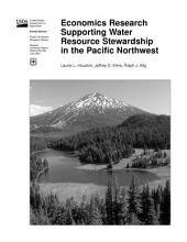 Economic Research Supporting Water Resource Stewardship in the Pacific Northwest