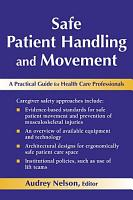 Safe Patient Handling and Movement PDF