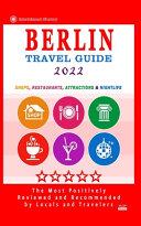 Berlin Travel Guide 2022