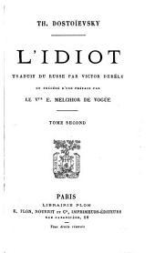 L'idiot: Volume2