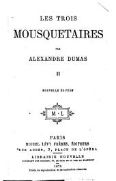Les trois mousquetaires: Volume2