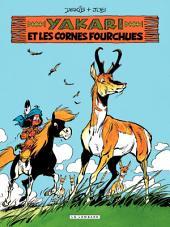Yakari - tome 23 - Yakari et les cornes fourchues