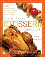 The Ultimate Rotisserie Cookbook PDF