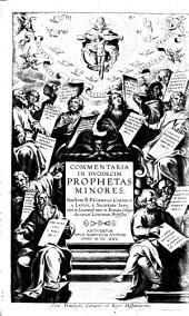 Commentaria In Duodecim Prophetas Minores