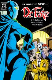 Doctor Fate (1988-) #5