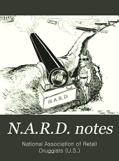 N.A.R.D. Notes: Volume 21, Issue 10