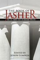 The Book Of Jasher The J H Parry Text In Modern English Book PDF