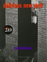 Delirious New York PDF