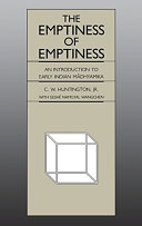 The Emptiness of Emptiness