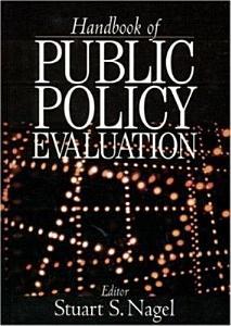 Handbook of Public Policy Evaluation PDF