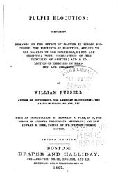 Pulpit Elocution