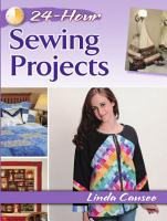 24 Hour Sewing Projects PDF