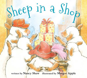 Sheep in a Shop Book