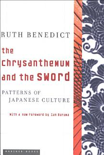 The Chrysanthemum and the Sword Book