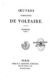 Oeuvres complètes de Voltaire: Volume17
