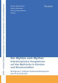 Der Mythos vom Mythos PDF