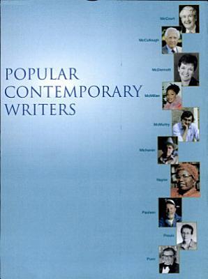 Popular Contemporary Writers PDF
