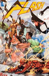 Flash (2011-) #44