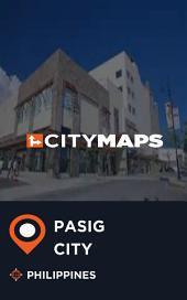 City Maps Pasig City Philippines