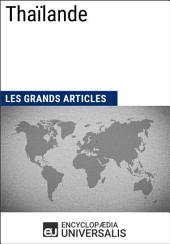 Thaïlande: Géographie, économie, histoire et politique