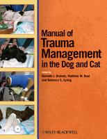 Manual of Trauma Management in the Dog and Cat PDF