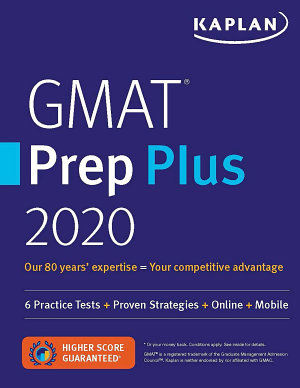 GMAT Prep Plus 2020