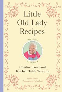 Little Old Lady Recipes Book