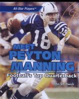 Meet Peyton Manning PDF