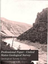 Professional paper - United States Geological Survey: Issue 51