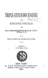 Triple-expansion Engines and Engine-trials