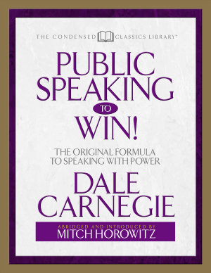 Public Speaking to Win PDF