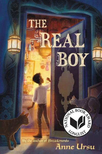 Download The Real Boy Book