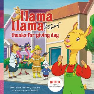 Llama Llama Thanks for Giving Day