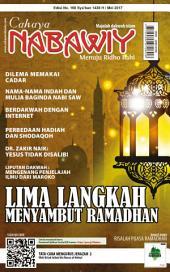 Cahaya Nabawiy Edisi 160 Lima Langkah Menyambut Ramadhan: Dilema Memakai Cadar