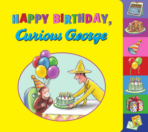 Happy Birthday Curious George