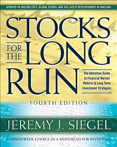 Stocks for the Long Run  4th Edition PDF