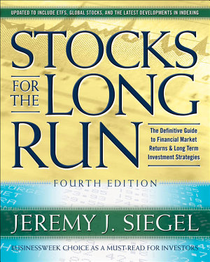 Stocks for the Long Run  4th Edition