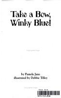Take a Bow  Winky Blue  PDF