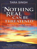 Nothing Real Can Be Threatened